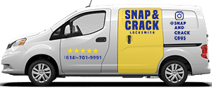 Snap & Crack locksmith van