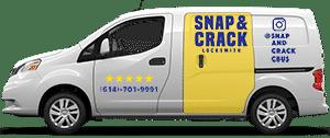 Snap & Crack locksmith van