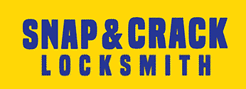 Snap & Crack Locksmith Logo
